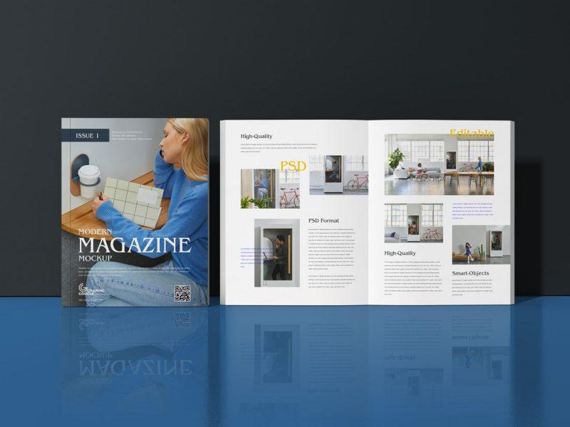 Free-PSD-Premium-Quality-Magazine-Mockup-For-Presentation