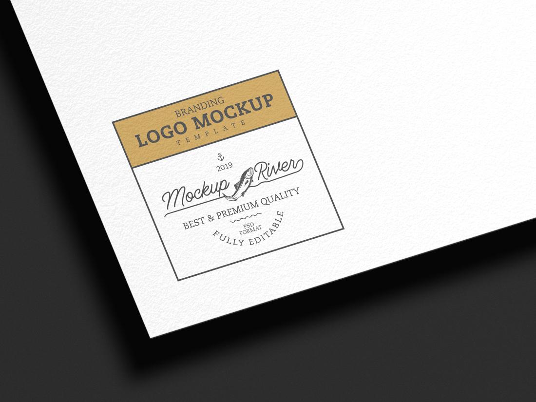 Free-Branding-Logo-Mockup-Template