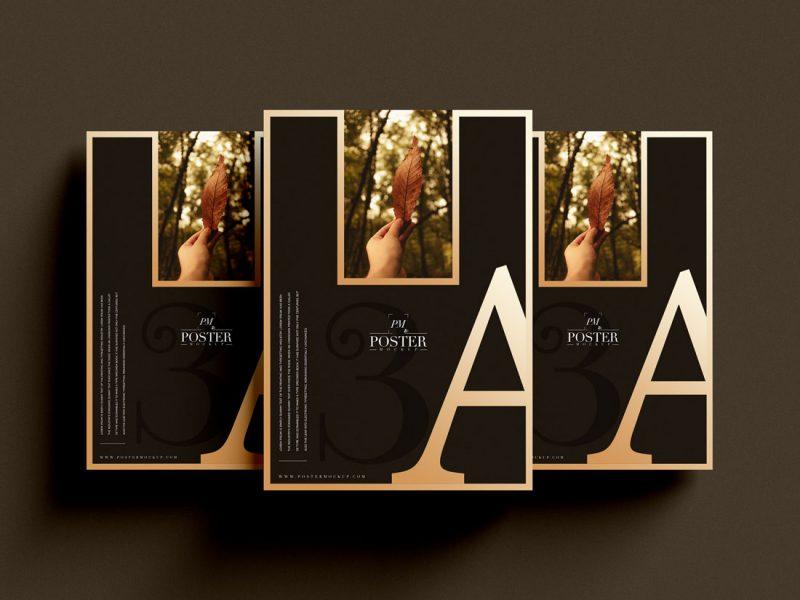 Brand-Presentation-A3-Poster-Mockup-Design-Template